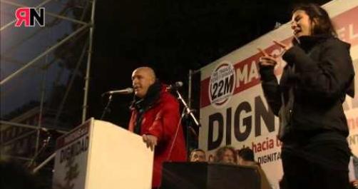 Discurso CGT Marchas Dignidad 21M Madrid